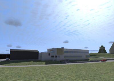 Ny församlingsgård Danderyd