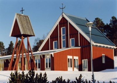 Järpens kyrka