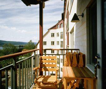 Nya Lundsgården i Åre