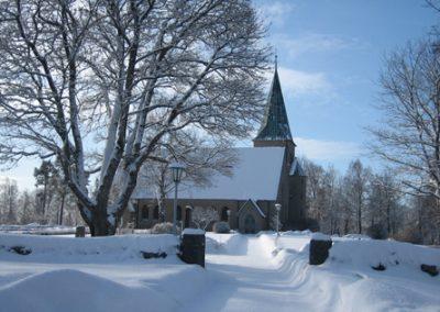 Skagershult kyrka